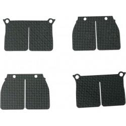Jgo. Laminas de carbono para cajas V-Force 2 *