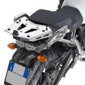 Jgo. Soportes / Herrajes baul central Givi Yamaha XT 1200 Z Super Teneré aluminio para baules Monokey