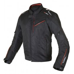 CHAQUETA OXFORD ESTORIL 2.0 NEGRA