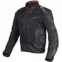 CHAQUETA OXFORD ESTORIL 2.0 AIR NEGRA