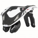 COLLARIN LEATT GPX 5.5 BLANCO / NEGRO