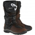 BOTAS ALPINESTARS COROZAL ADVENTURE DRYSTAR OILED MARRON
