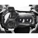 PROTECTOR DE FARO SW-MOTECH BMW R 1200 GS LC A PARTIR DEL 2013 NEGRO