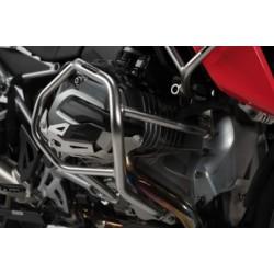 DEFENSAS INFERIORES DE MOTOR SW-MOTECH BMW R 1200 GS LC INOX.
