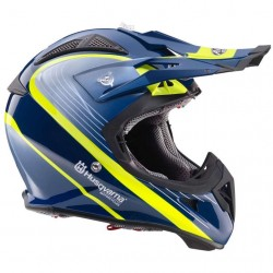 CASCO AIROH AVIATOR 2.1 HUSQVARNA RAILED 2016