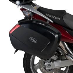 Herrajes / Soportes maletas laterales Givi Honda Xl 1000 V Varadero para maletas V35 Monokey Side