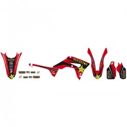 KIT DE ADHESIVOS BLACKBIRD RACING HONDA CRF 250 R 2004 - 2009 ROCKSTAR ENERGY