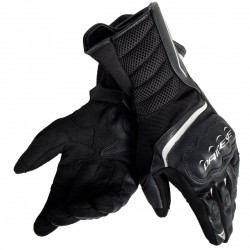 GUANTES DAINESE AIR FAST NEGRO / BLANCO -
