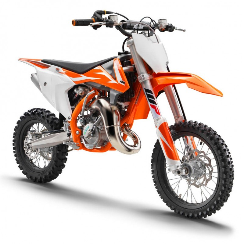 Moto cross ktm sx 65 2018 punto moto la carlota - Image de moto ktm ...