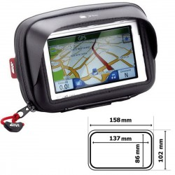 SOPORTE UNIVERSAL GPS GIVI PARA MANILLAR -