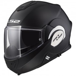 CASCO LS2 FF399 VALIANT NEGRO MATE -