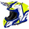 Casco Airoh Aviator 2.2 Steady 2016 amarillo brillo
