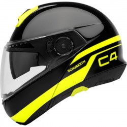 Casco Schuberth c4 Pulse negro -