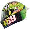 CASCO AGV PISTA GP R ROSSI WINTER TEST 2017 EDICION LIMITADA