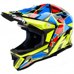 CASCO AIROH ARCHER JUNIOR CHIEF AZUL -