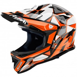 CASCO AIROH ARCHER JUNIOR CHIEF NARANJA -