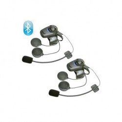 Jgo. 2 Intercomunicadores Sena Smh5 con microfono de varilla y cable