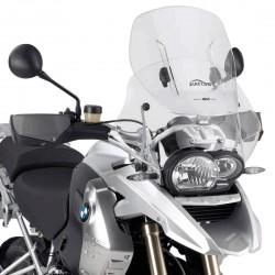 CUPULA GIVI BMW R 1200 GS 2004 - 2012 TRANSPARENTE EXTENSIBLE AIRFLOW -