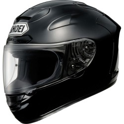 CASCO SHOEI X-SPIRIT 2 NEGRO BRILLO