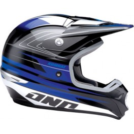 Casco One Industries Kombat Azul