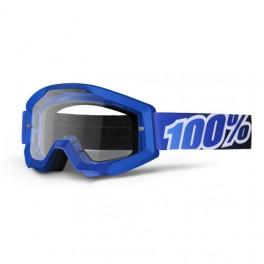 Gafas Mx 100% Strata Blue Lagoon