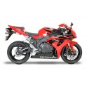 SILENCIOSO TWO BROTHERS RACING HONDA CBR 1000 RR 2004 - 2007 CARBONO NO HOMOLOGADO