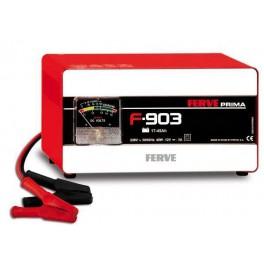 Cargador De Baterias Ferve Prima Ten F-903