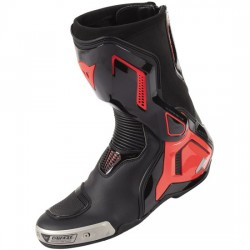 BOTAS DAINESE TORQUE OUT D1 BLACK / FLUO-RED