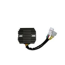 Regulador De Corriente Suzuki GSX-R, GSF, ETC... Nueva Version Mejor Refrigerado