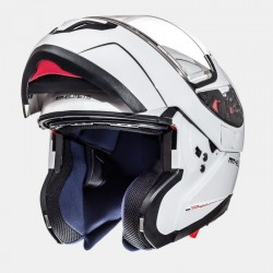 CASCO MT ATOM SV BLANCO BRILLO -