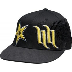 "GORRA ONE INDUSTRIES ""HART & HUNTINGTON"" BACHMAN NEGRA"