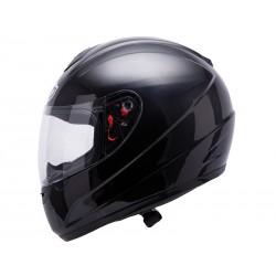 CASCO MT THUNDER INFANTIL NEGRO BRILLO