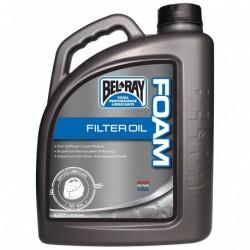 Botella 4 L Bel-Ray Foam Filter Oil