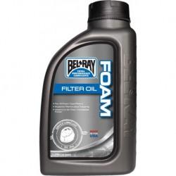 Botella 1 L Aceite Bel-Ray filtros Foam Bel-Ray Foam Filter Oil