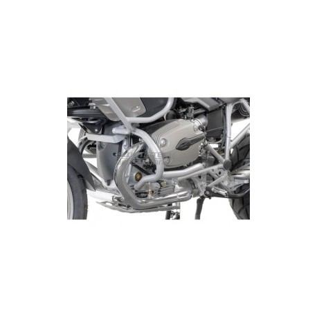 DEFENSAS INFERIORES DE MOTOR SW-MOTECH BMW R 1200 GS 2004-2012 PLATA -