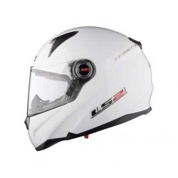 CASCO INTEGRAL LS2 FF396 FT2 MONOCOLOR BLANCO BRILLO