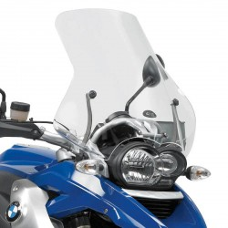 CUPULA GIVI BMW R 1200 GS 2004 - 2012 TRANSPARENTE EXTENSIBLE AIRFLOW -