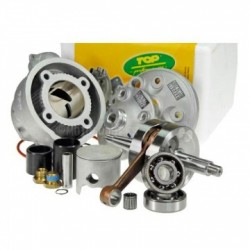Kit Cilindro con culata Top Performances TPR Aluminio 86c.c. Minarelli Am6 piston Ø50 carrera 44