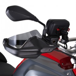 Deflectores laterales Ermax Bmw R 1200 GS Adventure gris