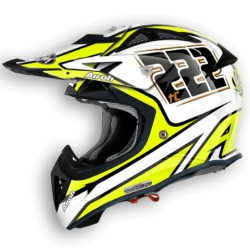 Casco Airoh Aviator Cairoli Tc 13