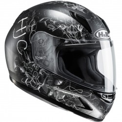 CASCO HJC CL-Y VELA MC-5SF