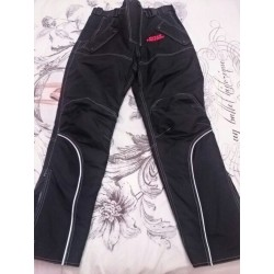PANTALON SPEED FACTORY NEGRO CORDURA TALLA XXL *