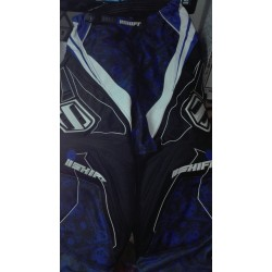 PANTALON CROSS SHIFT STRIKE AZUL TALLA 28 *
