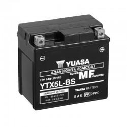 Bateria Yuasa Ytx5l-bs sin mantenimiento