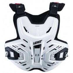 Peto Leatt Adventure Lite Blanco