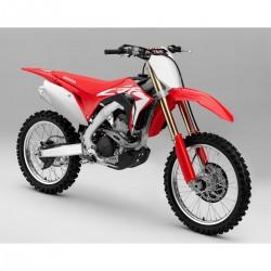 MOTO CROSS HONDA CRF 250 R 2018