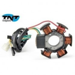 STATOR / ALTERNADOR MOTOR AM6 / DERBI