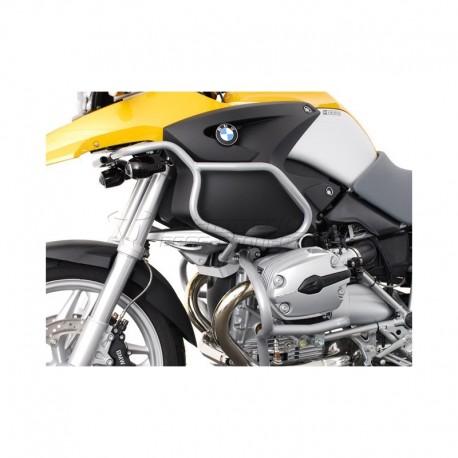 DEFENSAS SUPERIORES SW-MOTECH BMW R 1200 GS 2004 - 2007 PLATA