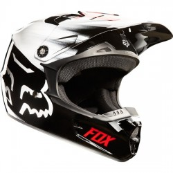CASCO FOX INFANTIL V1 VANDAL JUNIOR 2015 ROJO