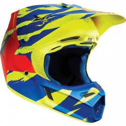 CASCO FOX V3 MARZ 2015 AMARILLO